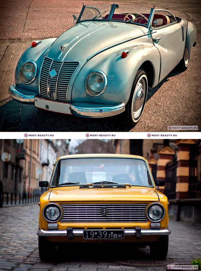 Лучшие машины и их фото. CC0