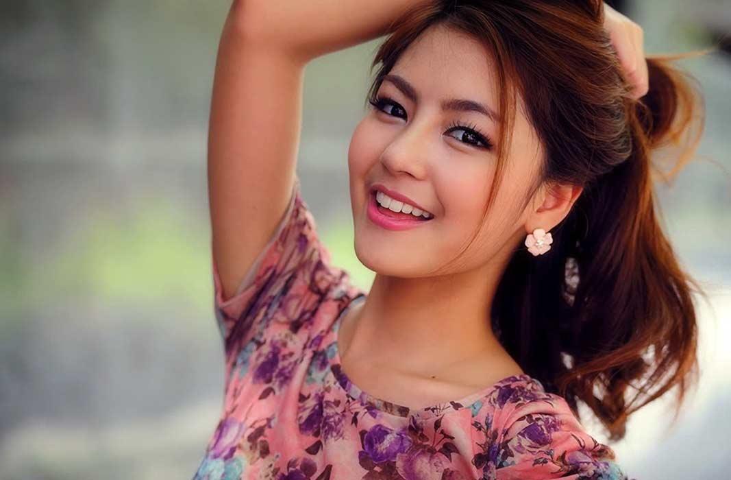 Модели азиатской внешности
