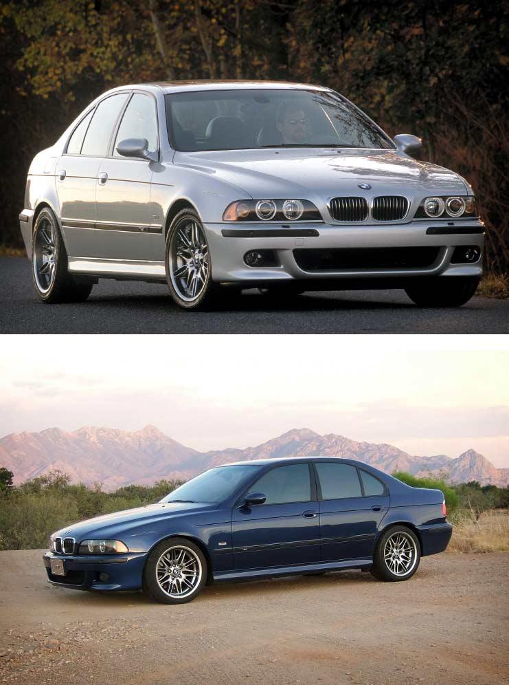 BMW M5 1999. Самые красивые машины в мире