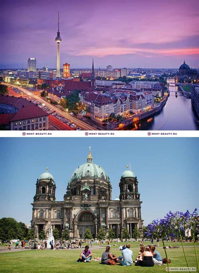 Самые красивые города мира: Берлин (CC0)