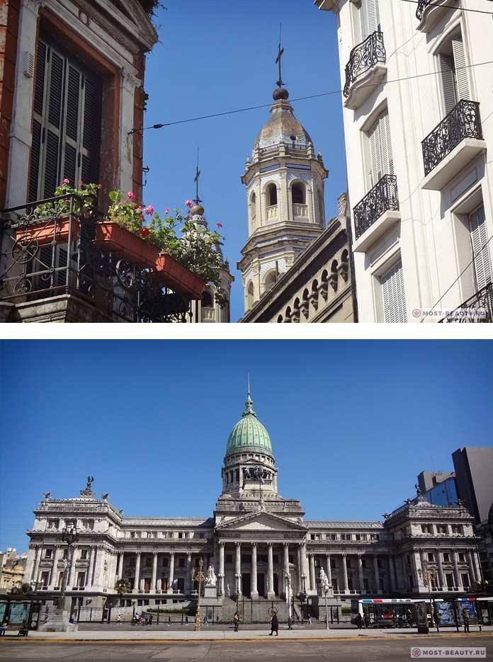 Самые красивые страны: Аргентина. Буэнос-Айрес (CC0)