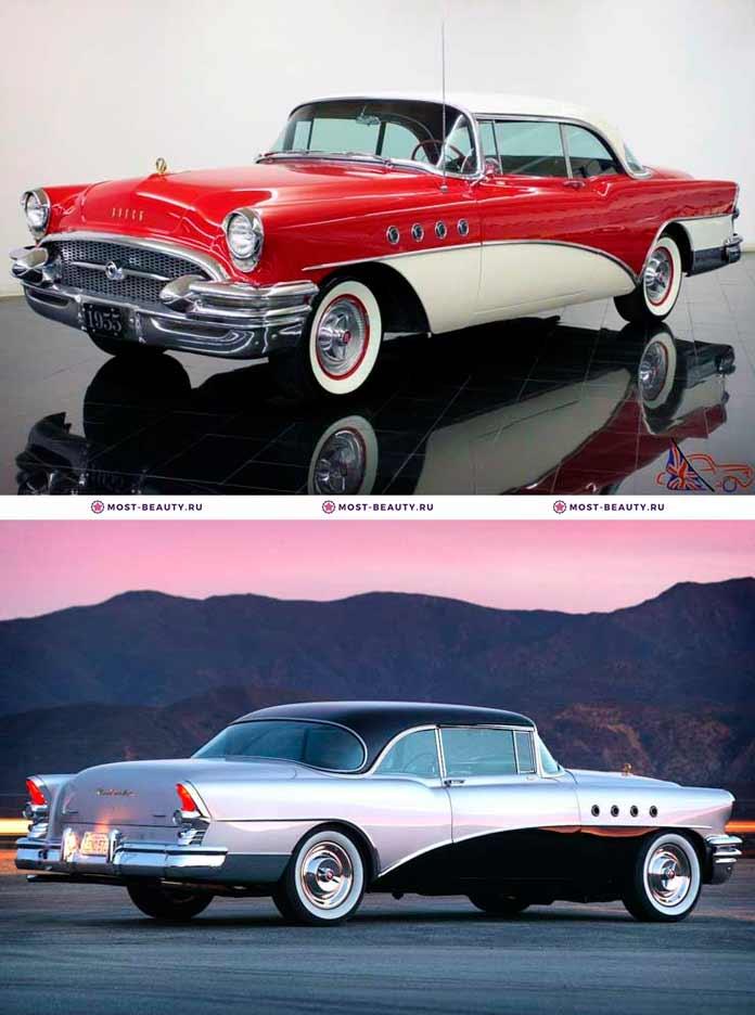 Самые красивые машины: Buick Roadmaster Hardtop