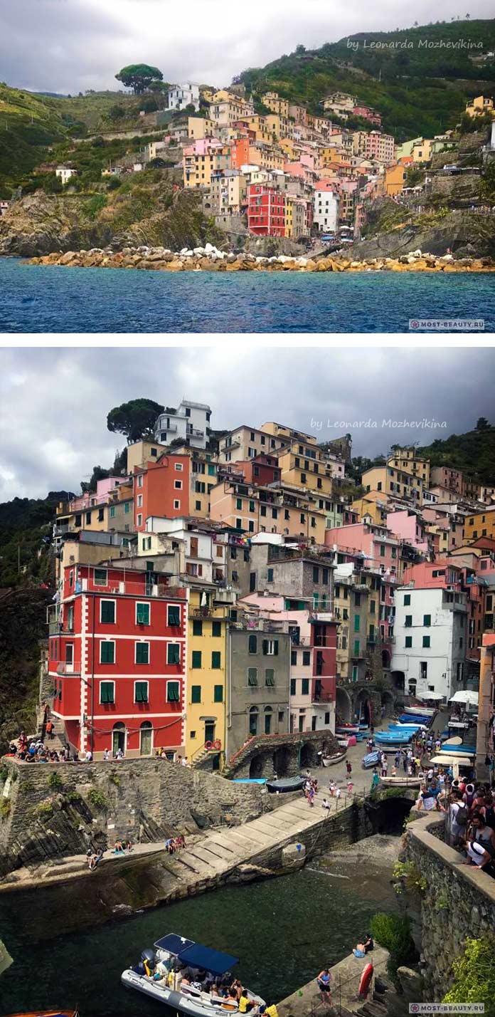 Самые красивые места Италии: Чинкве-Терре