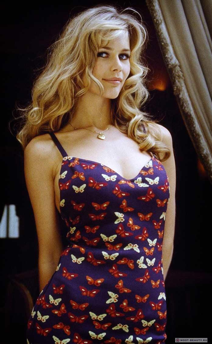 Самые красивые немки в мире: Claudia Schiffer