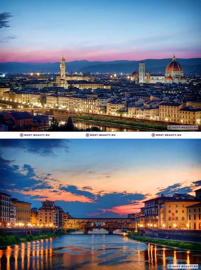 Флоренция. Самые красивые города в мире (cc0)