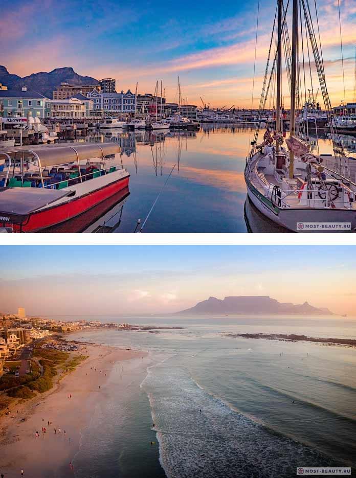 Кейптаун (CC0)