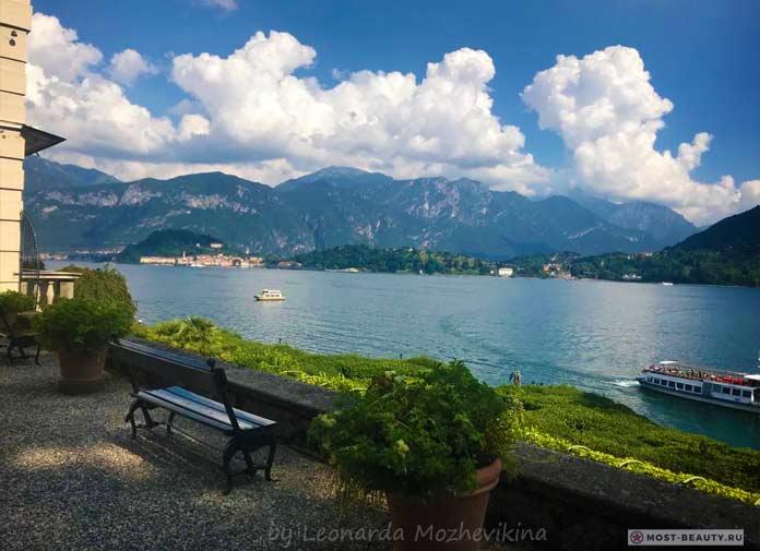 Самые красивые места Италии: Озеро Комо