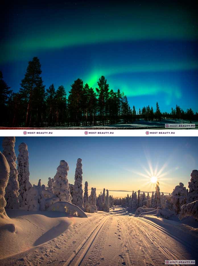 Самые красивые места Европы: Лапландия (CC0)