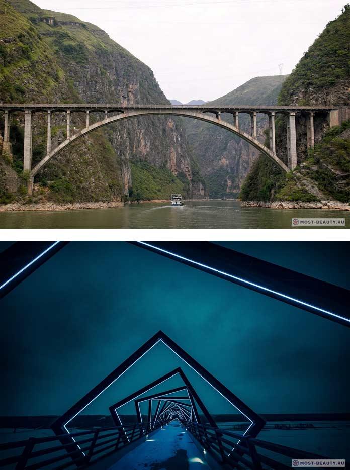 Очень красивые мосты
