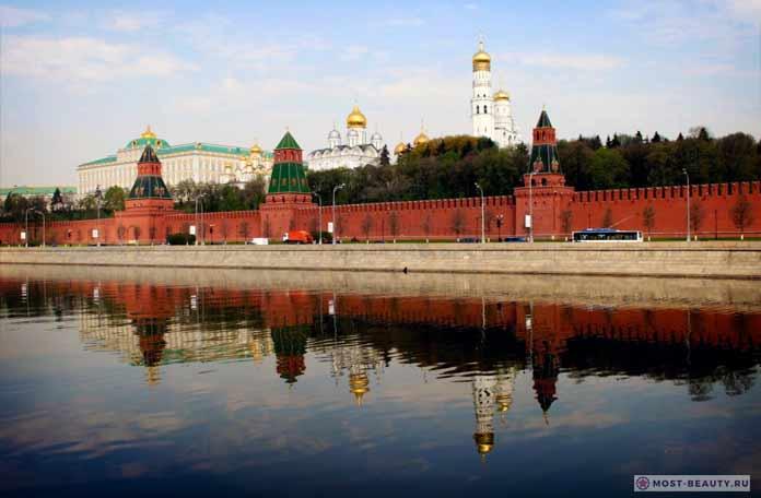 Самые красивые места Москвы. CC0