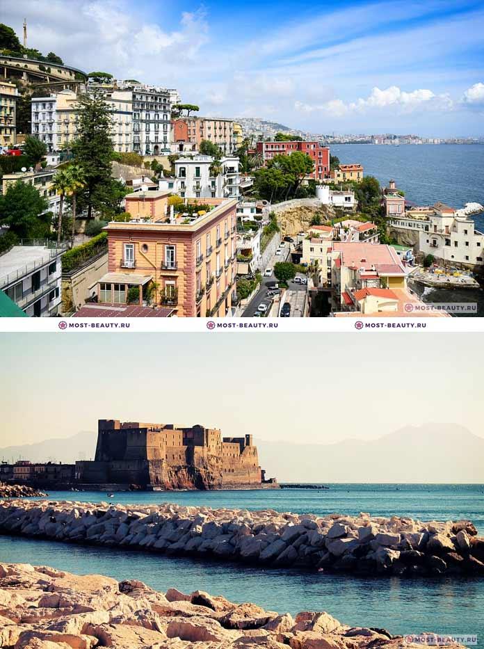 Неаполь. Самые красивые места Италии