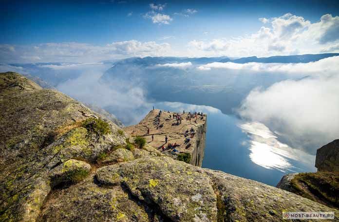 Норвежский фьорд (CC0)