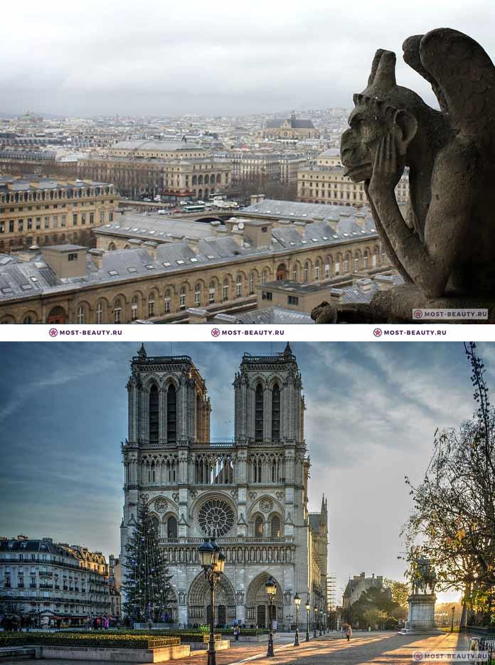Париж. Самые красивые страны в мире