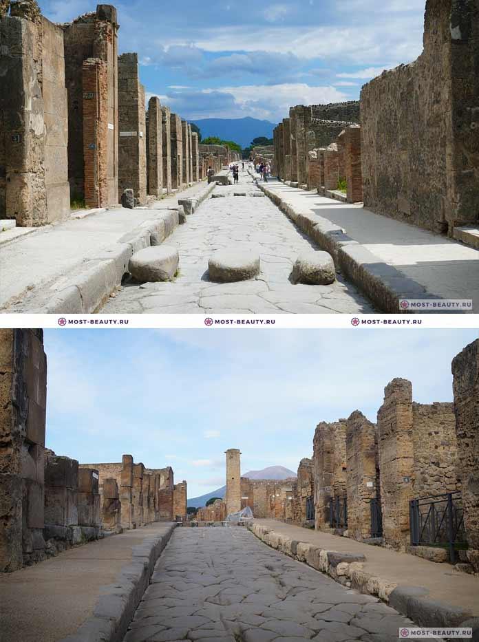 Самые красивые места Италии: Помпеи (CC0)
