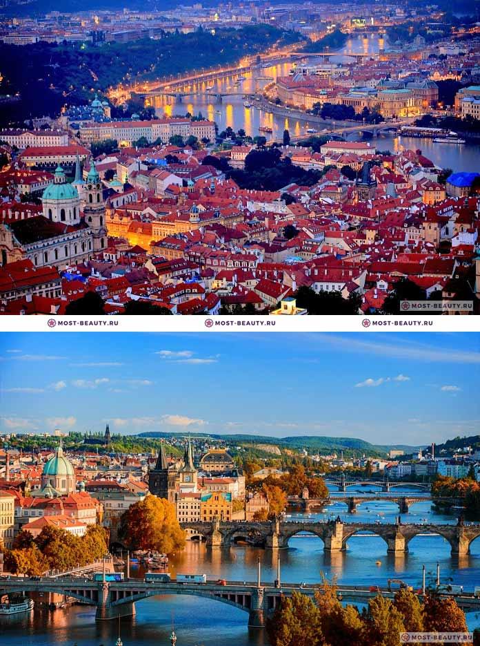 Самые красивые города мира: Прага (CC0)