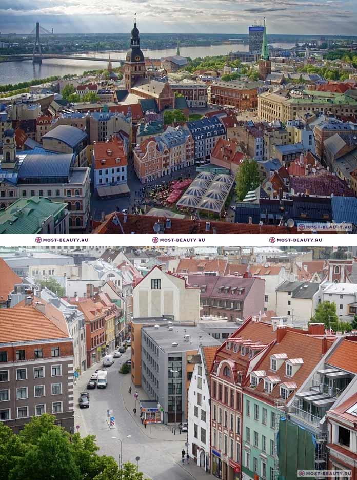 Самые красивые города мира: Рига (CC0)
