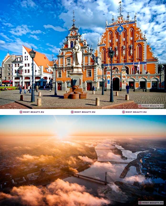 Самые красивые места Европы: Рига (CC0)