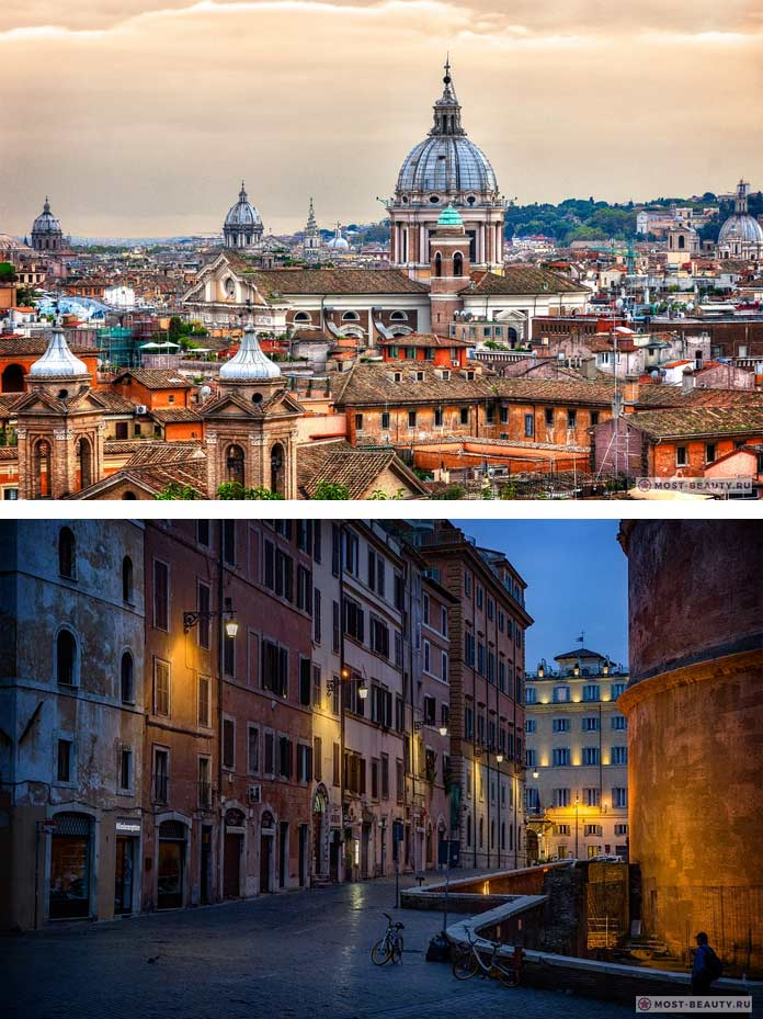 Самые красивые места Италии: Рим (CC0)
