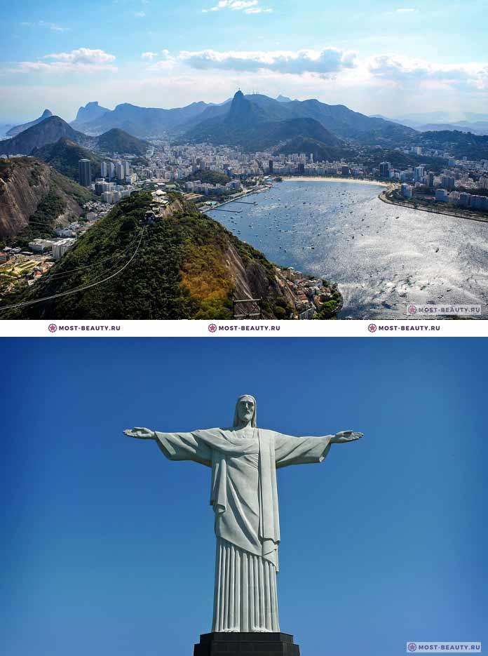Самые красивые города мира: Рио-де-Жанейро (CC0)