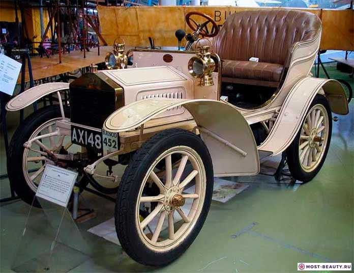 Самые красивые машины: Rolls-Royce 10hp Two-Seater