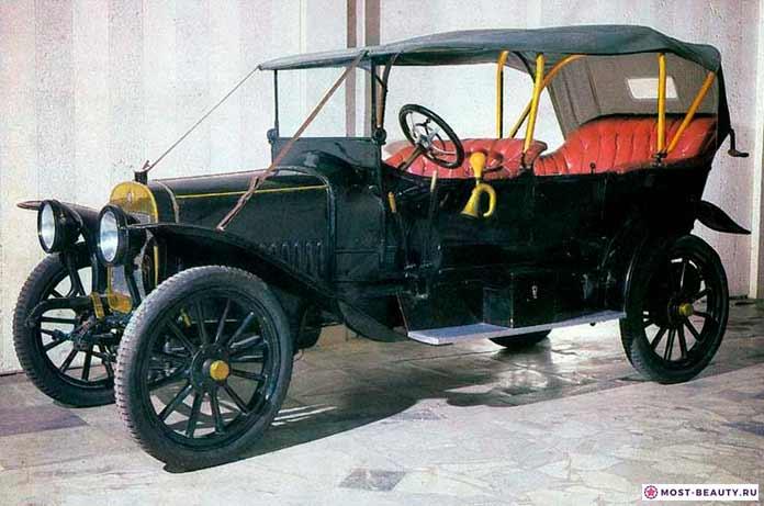 Руссо-Балт. 1911