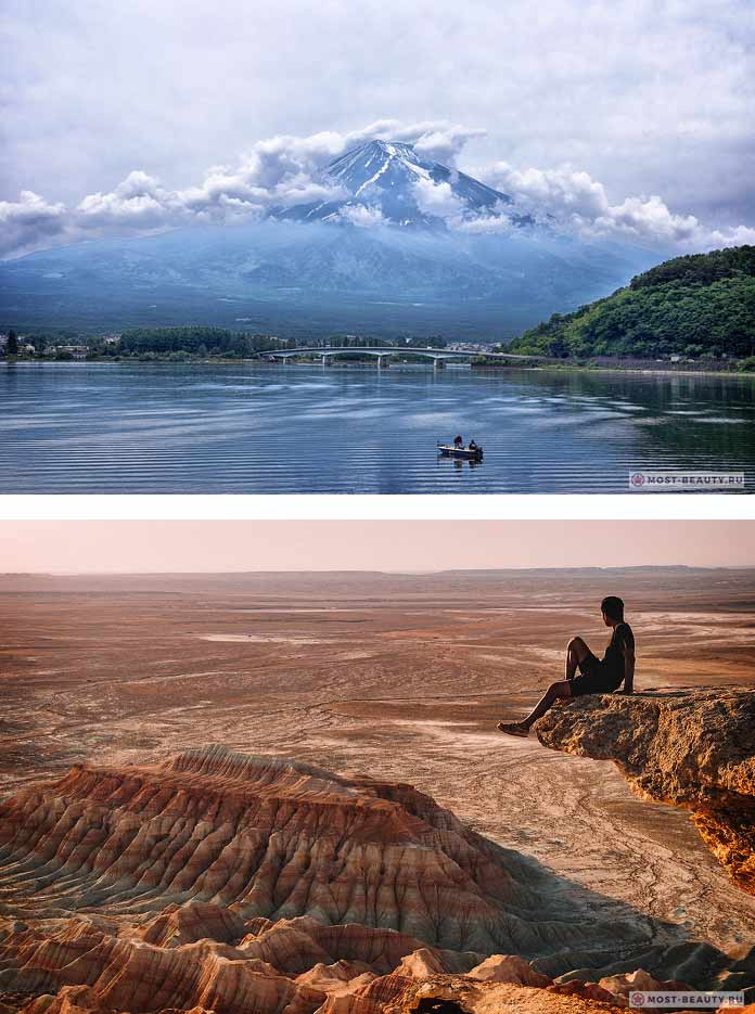Самые красивые страны (CC0)
