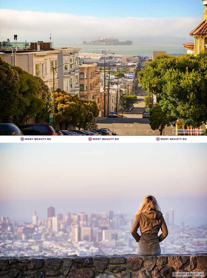 Самые красивые города мира: Сан-Франциско (CC0)