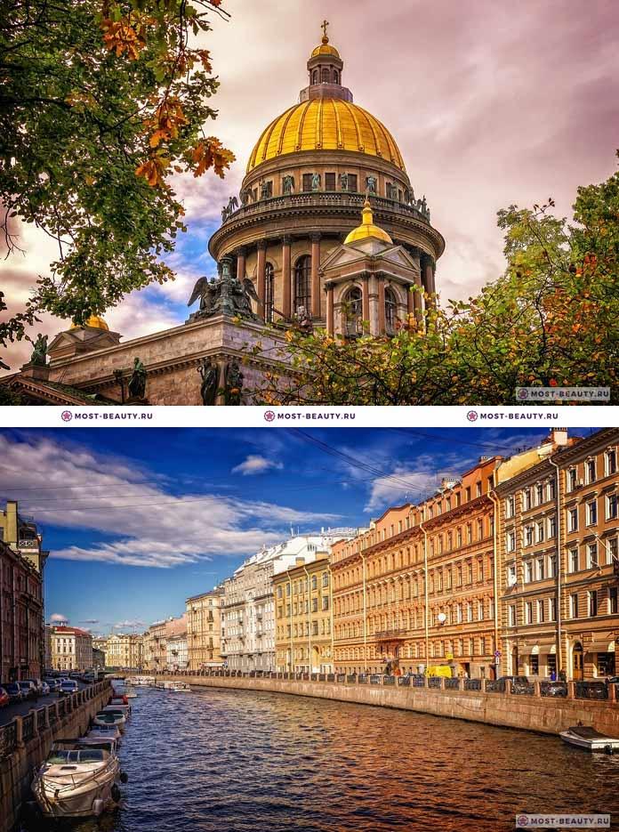 Самые красивые города мира: Санкт-Петербург (CC0)