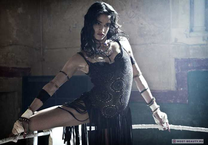 София Бутелла. Самые красивые танцовщицы в мире