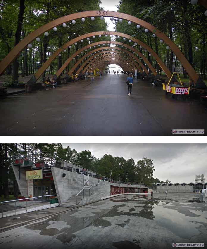 Парк Сокольники. CC0