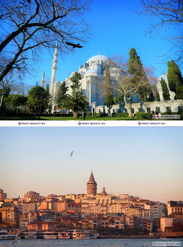 Самые красивые города мира: Стамбул (CC0)