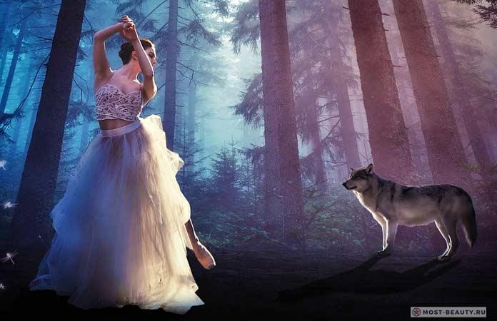 Самые красивые танцовщицы мира