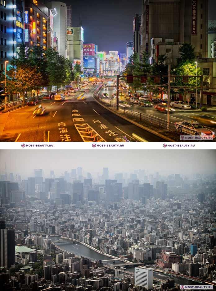 Самые красивые города мира: Токио (CC0)