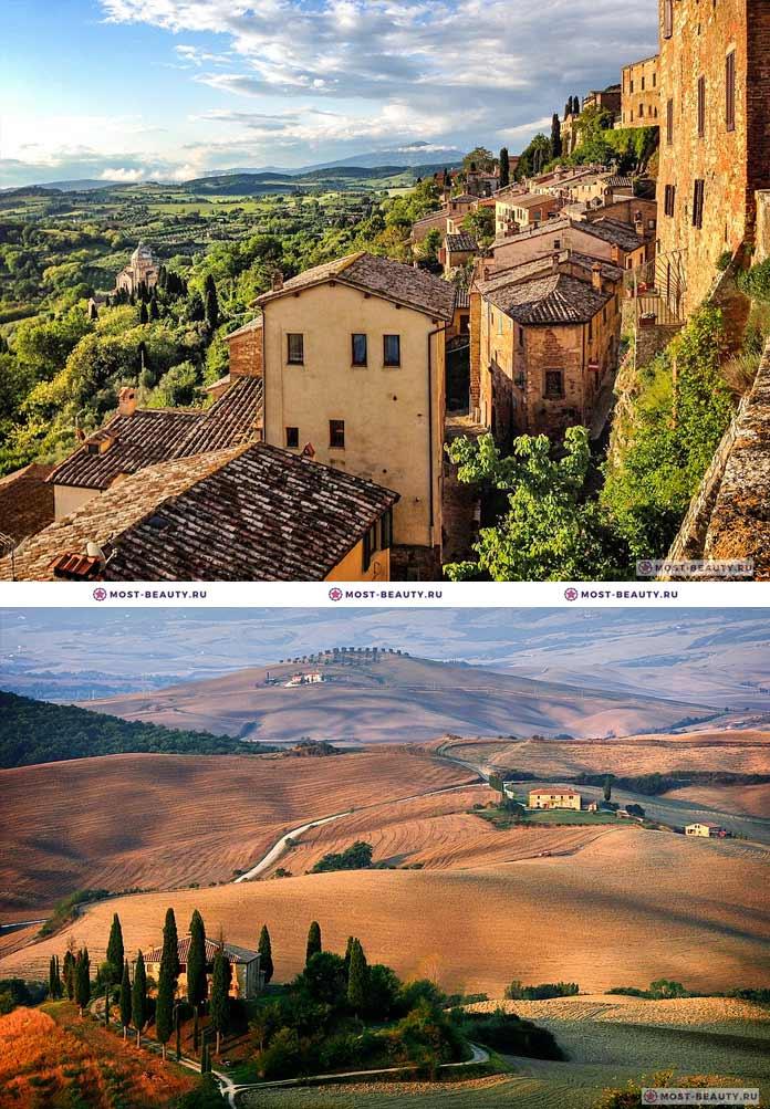 Тоскана. Самые красивые места Италии
