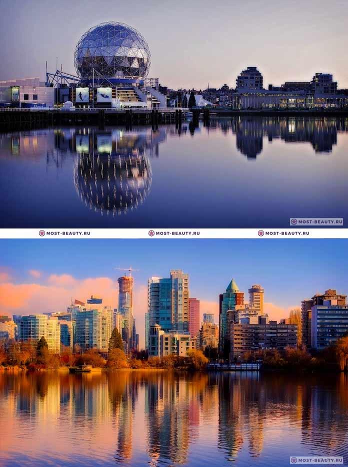 Самые красивые города мира: Ванкувер (CC0)