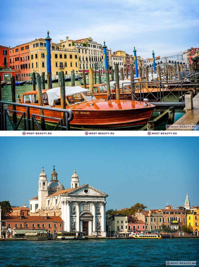 Самые красивые города мира: Венеция (CC0)