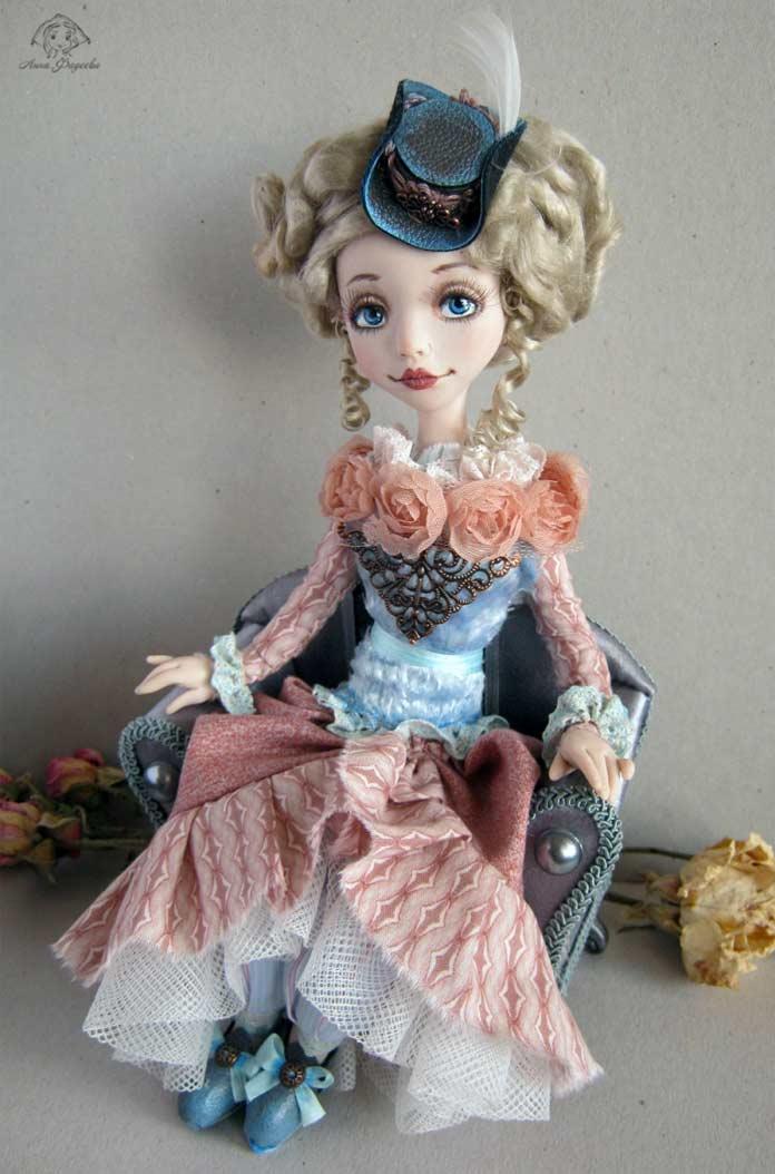 Куклы Анны Фадеевой