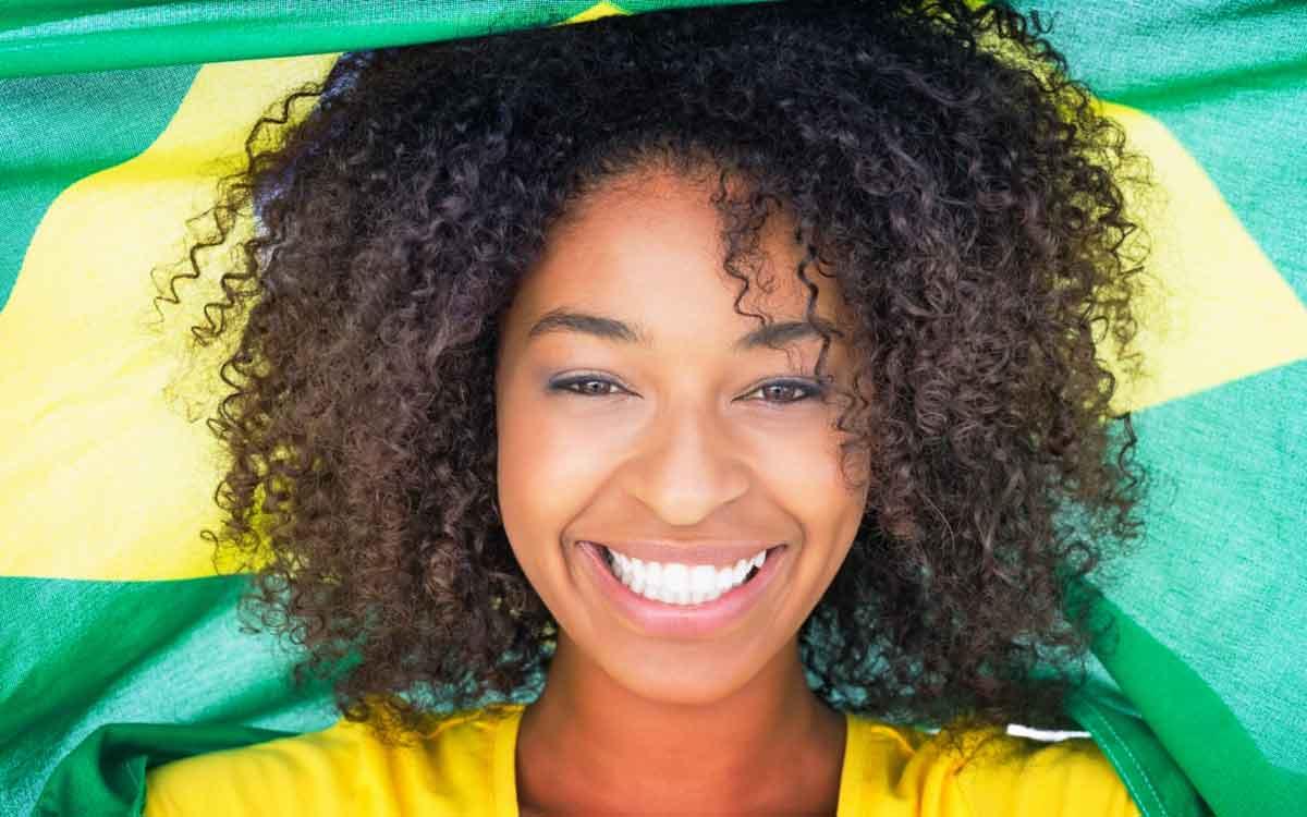 девушки бразильянки фото