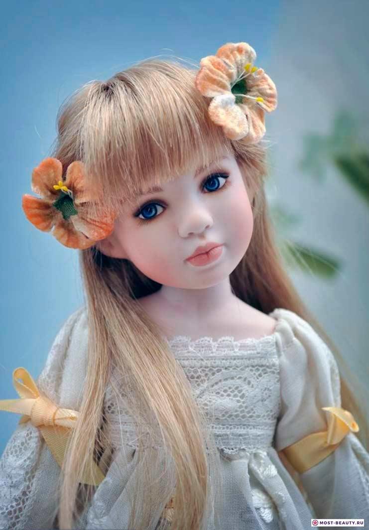 Фарфоровая кукла. Самые красивые куклы в мире
