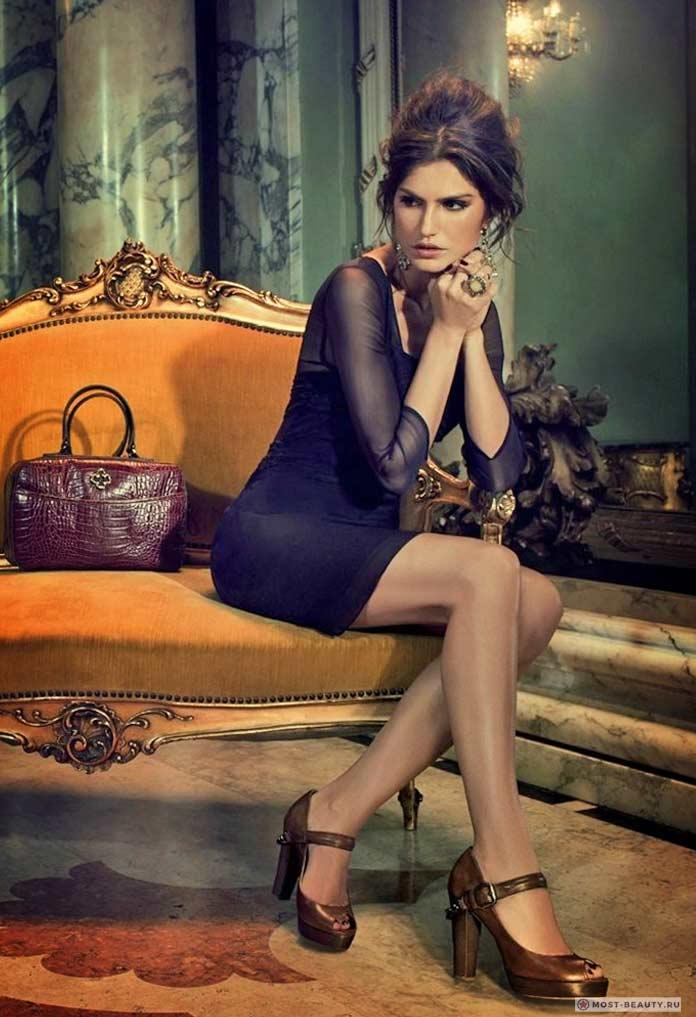 Самые красивые бразильянки: Juliana Martins