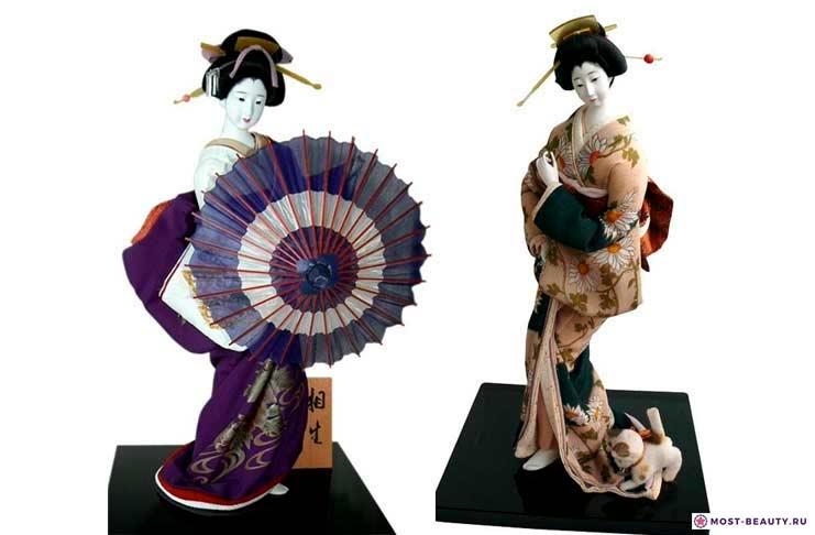 Куклы Ичимацу