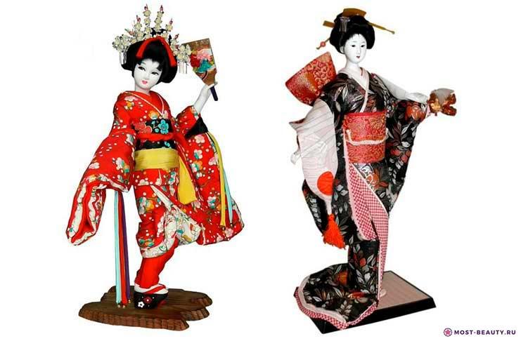 Красивые Куклы Ичимацу