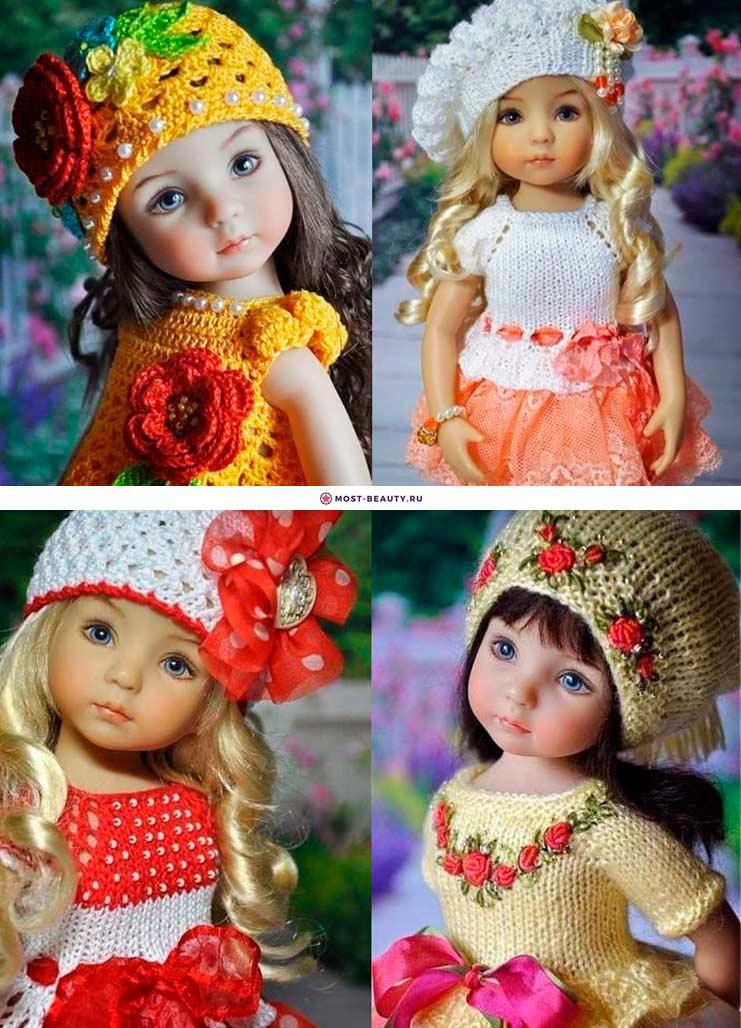 Куклы от Дианы Эффнер. Самые красивые куклы в мире