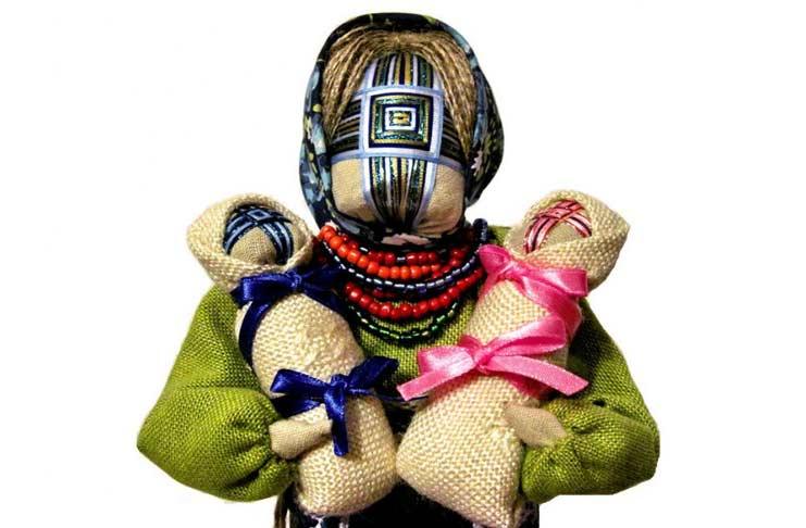 Украинские куклы-обереги