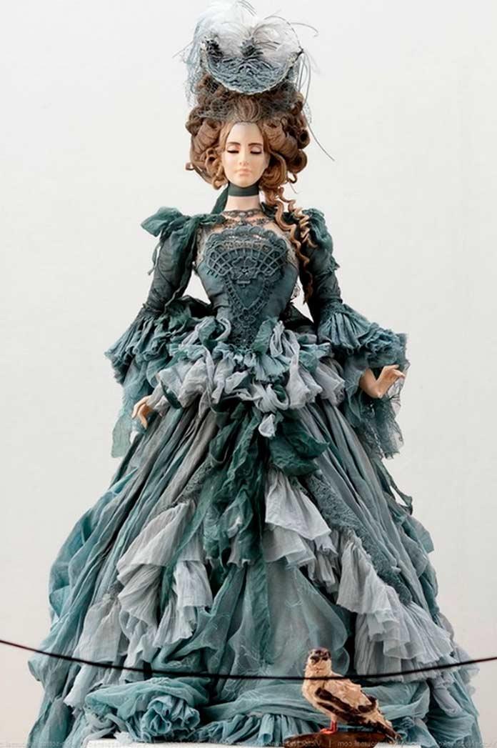 куклы от Александры Худяковой