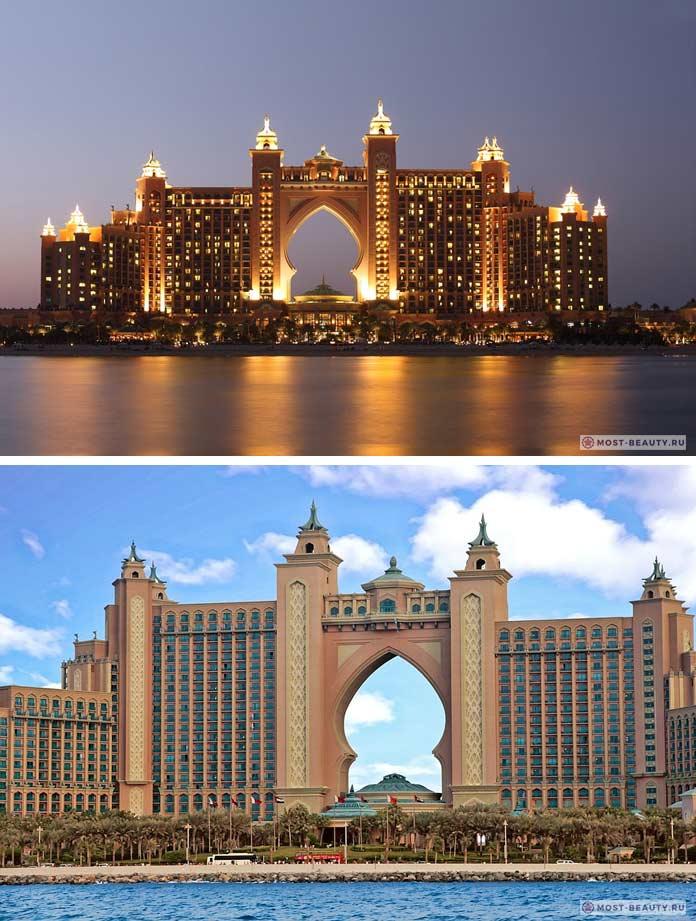 Самые красивые отели мира: Atlantis The Palm (CC0)