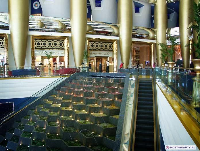Самые красивые отели мира: Burj Al Arab (CC0)