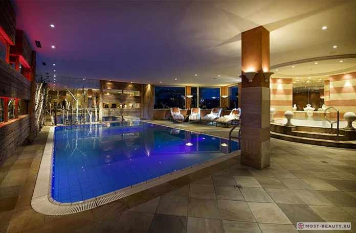 Самые красивые отели мира: Hotel Alpin Spa Tuxerhof