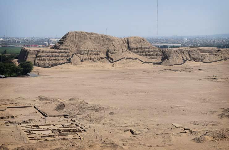 Храм Уака-дель-Соль