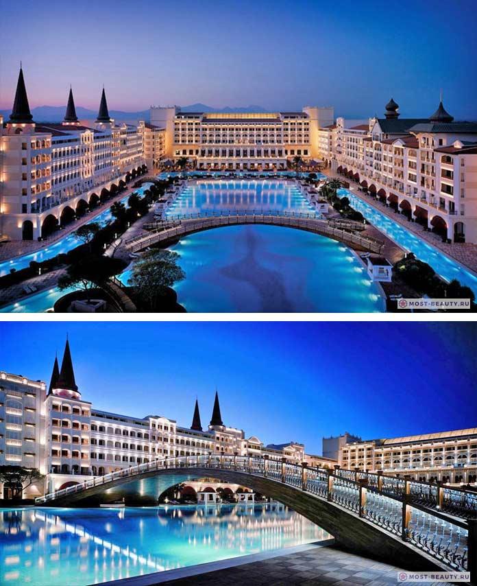 Самые красивые отели мира: Mardan Palace